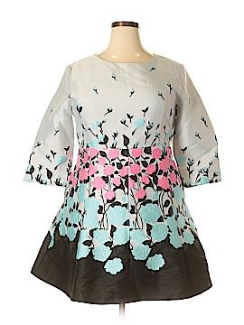 Aofuli Cocktail Dress Size 4X (Plus)