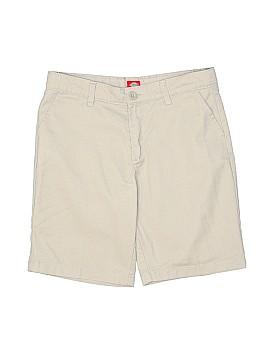 Dickies Khaki Shorts Size 14