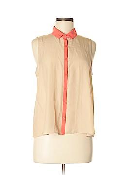 Kardashian Kollection Sleeveless Blouse Size M