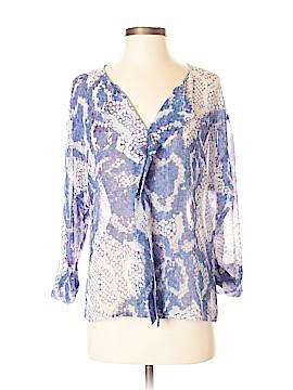 RBL Apparel 3/4 Sleeve Blouse Size S