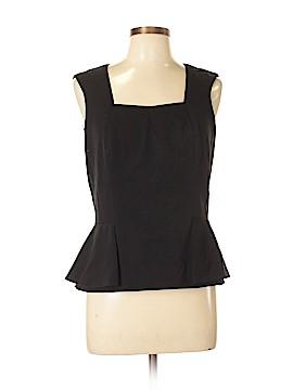 White House Black Market Sleeveless Blouse Size 10