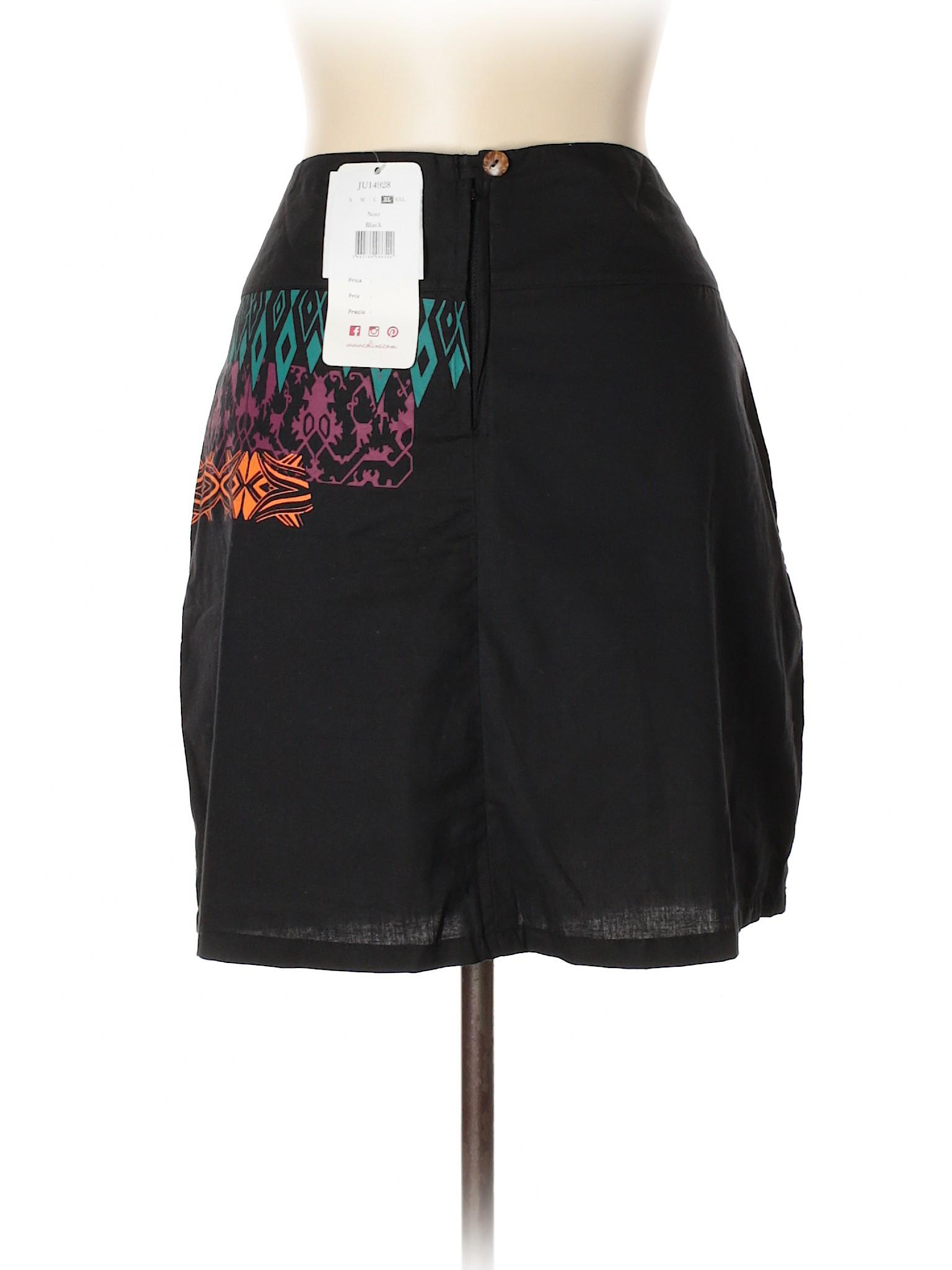 Coline Boutique Boutique Casual Skirt leisure leisure tqPOZ8