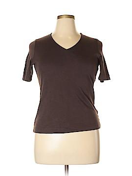 Carole Little Short Sleeve T-Shirt Size 0X (Plus)