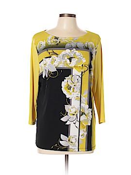JM Collection 3/4 Sleeve Blouse Size XL (Petite)