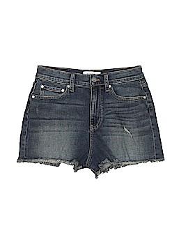 Victoria's Secret Pink Denim Shorts Size 6