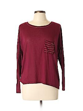 Aerie Long Sleeve Button-Down Shirt Size L
