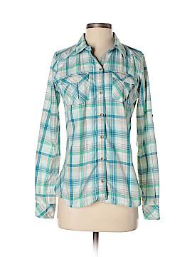 Marmot Long Sleeve Button-Down Shirt Size S