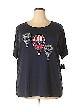 Sanctuary Short Sleeve T-Shirt Size 3X (Plus)