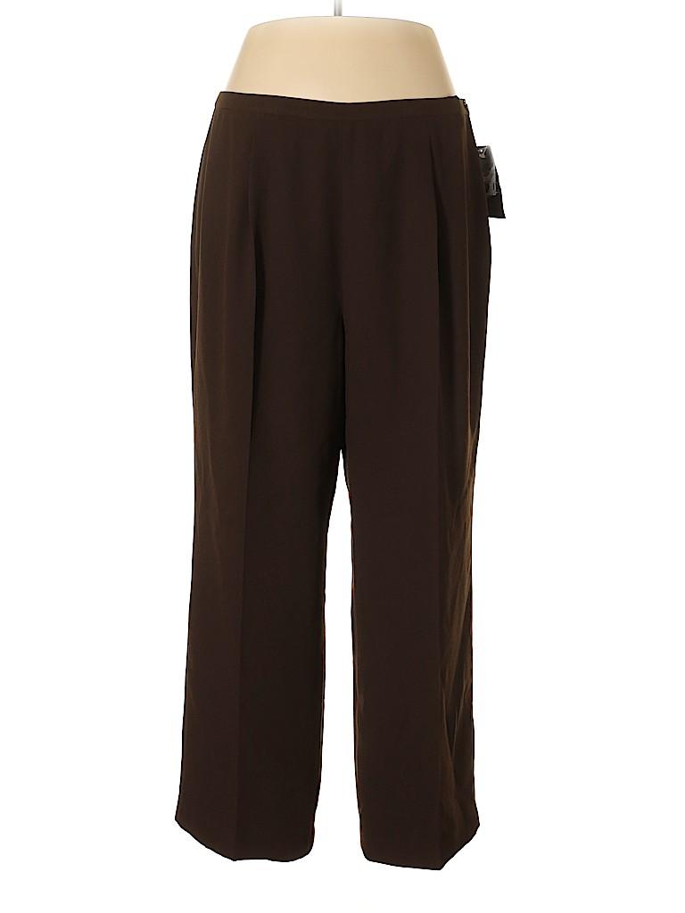 Le Suit Women Dress Pants Size 18 (Plus)