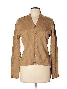 Dana Buchman Wool Cardigan Size L