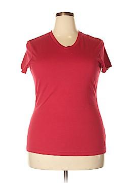 Danskin Short Sleeve T-Shirt Size XXL