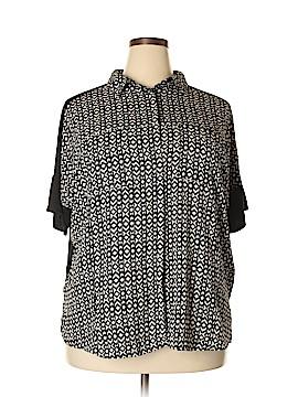 Next Short Sleeve Blouse Size 20 (Plus)