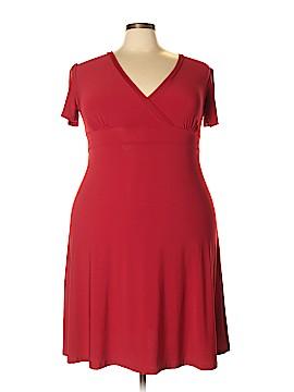 Sunny Casual Dress Size 3X (Plus)