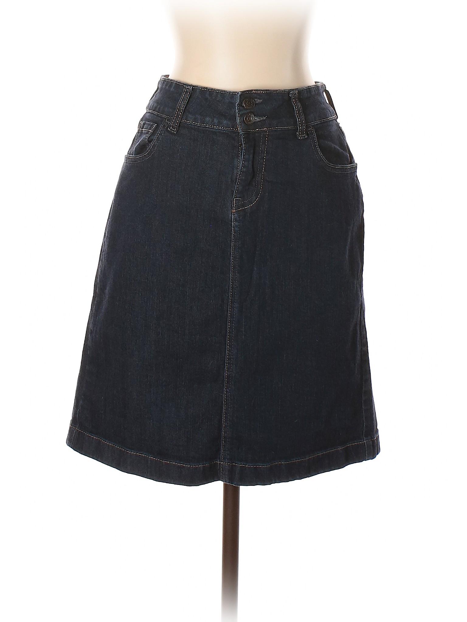 Navy Skirt Skirt Navy Old Denim Boutique Old Denim Boutique Old Navy Boutique qgfxwn5OEC