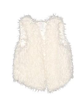The Children's Place Faux Fur Vest Size L (Kids)