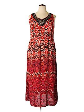 Elementz Casual Dress Size 2X (Plus)