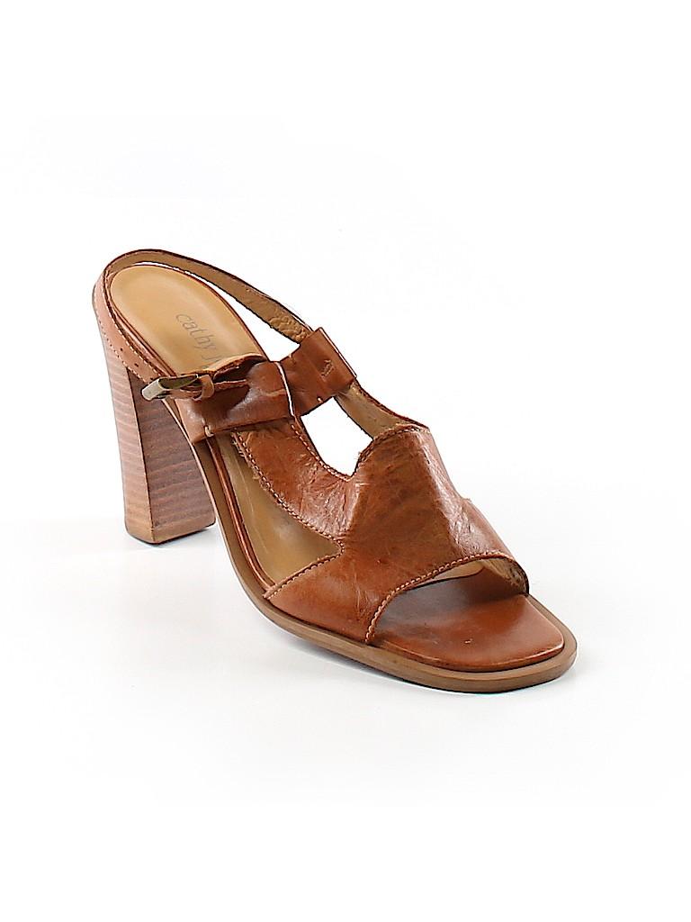 Cathy Jean Women Heels Size 9