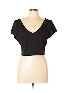 Jennifer Lopez Short Sleeve Top Size XL