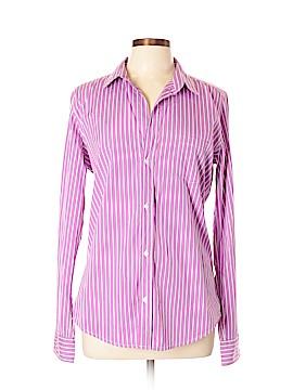 Frank & Eileen Long Sleeve Button-Down Shirt Size L