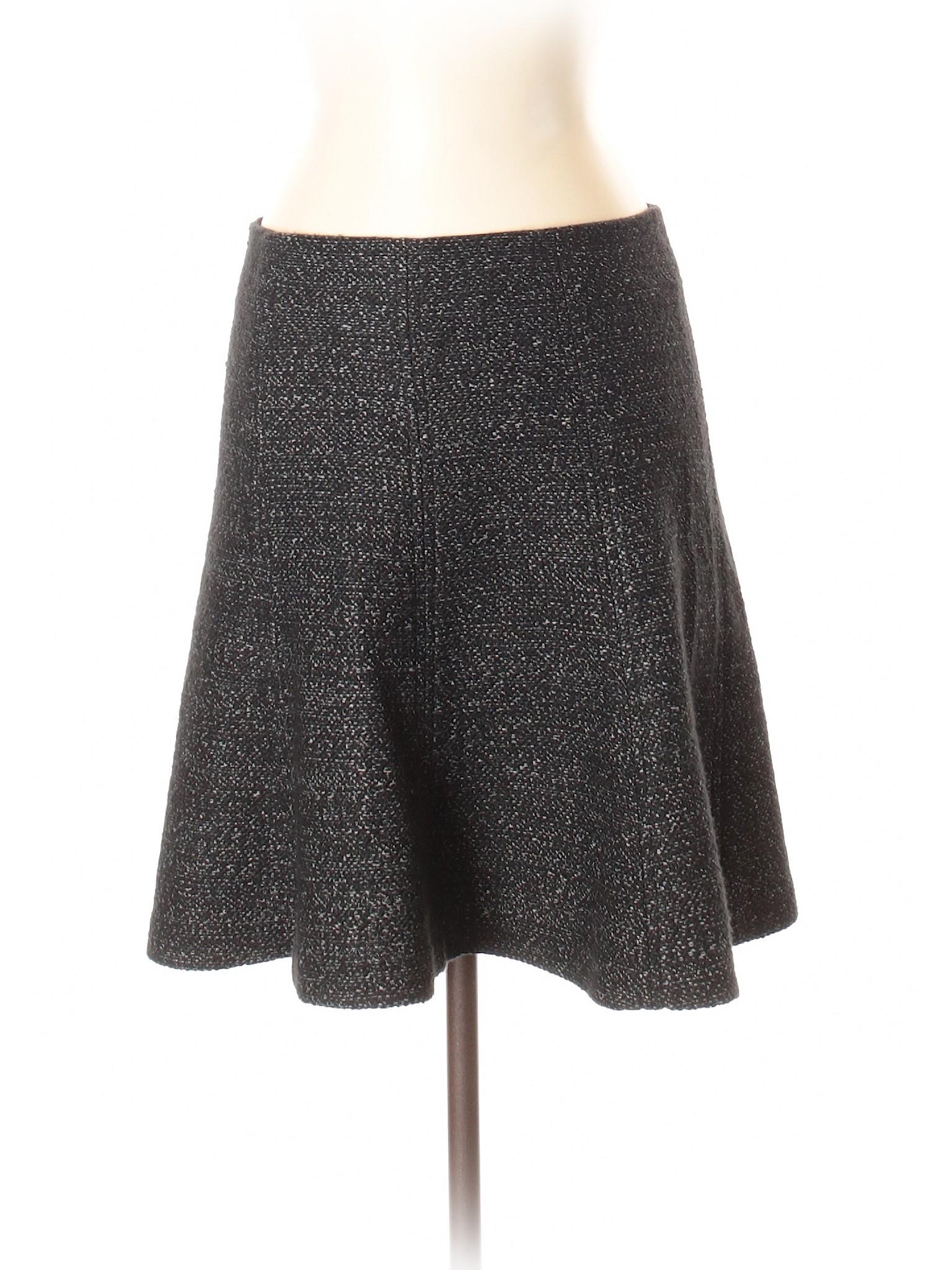 leisure LOFT Skirt Ann Taylor Casual Boutique 6xg7wdq7