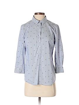 Dalia 3/4 Sleeve Button-Down Shirt Size S