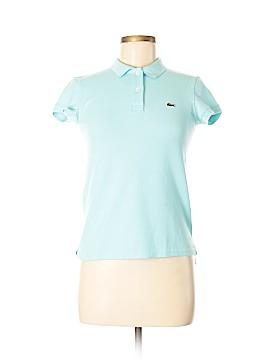 Lacoste for J. Crew Short Sleeve Polo Size 38 (EU)