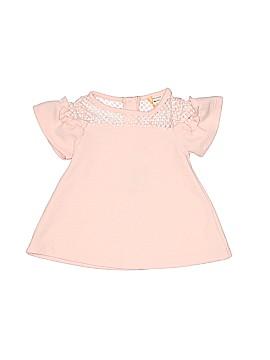 Mini Boden Short Sleeve Top Size 0-3 mo