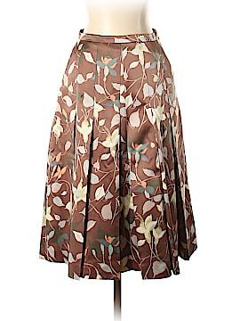 Luca Luca Silk Skirt Size 40 (IT)