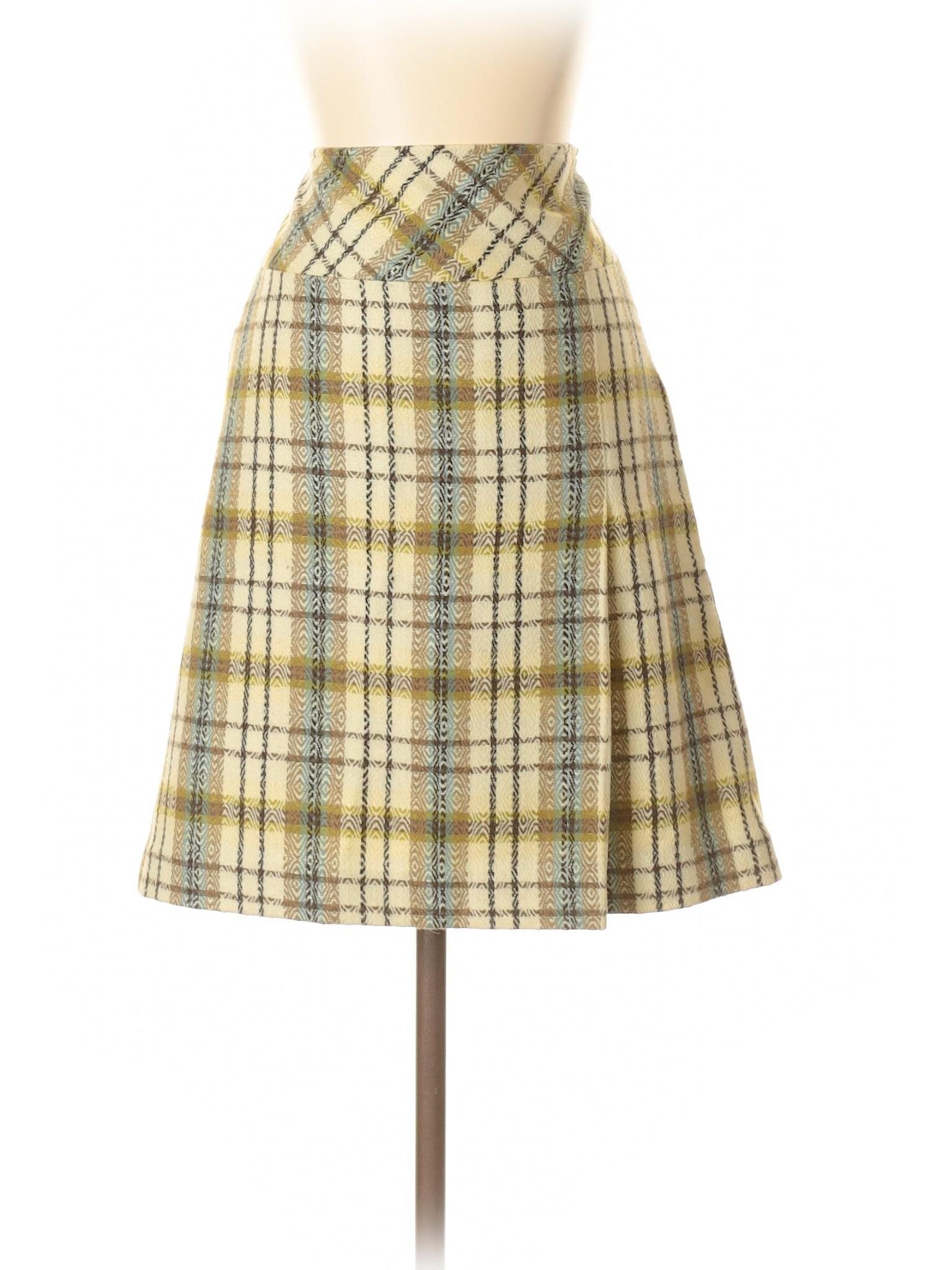Skirt Boutique Wool Taylor LOFT Ann pgqvgfIwx