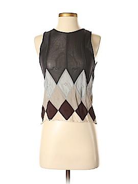 Emporio Armani Sleeveless Blouse Size 8