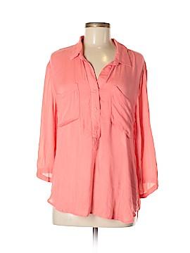 Bella Dahl 3/4 Sleeve Blouse Size S