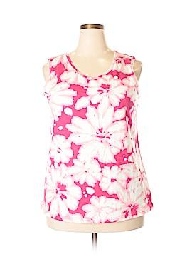 Basic Editions Sleeveless T-Shirt Size XXL