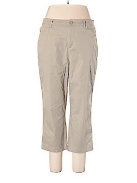Croft & Barrow Khakis Size 14