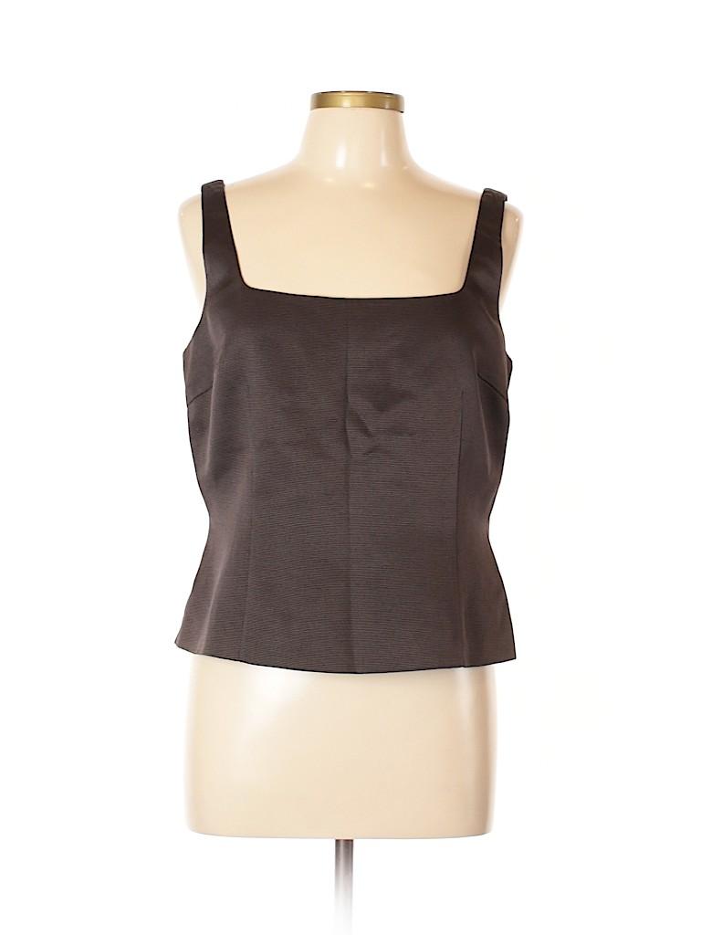Carlisle Women Sleeveless Blouse Size 12