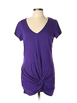Moda International Short Sleeve Top Size L