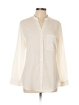 Elizabeth & Clarke Long Sleeve Blouse Size 10