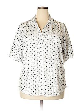 C.D. Daniels Short Sleeve Polo Size 1X (Plus)