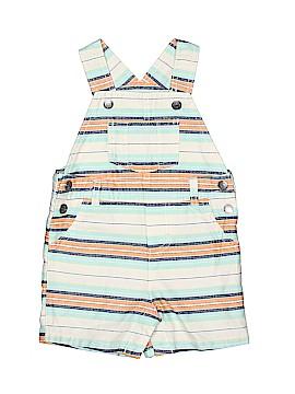 Cherokee Overall Shorts Size 6-9 mo