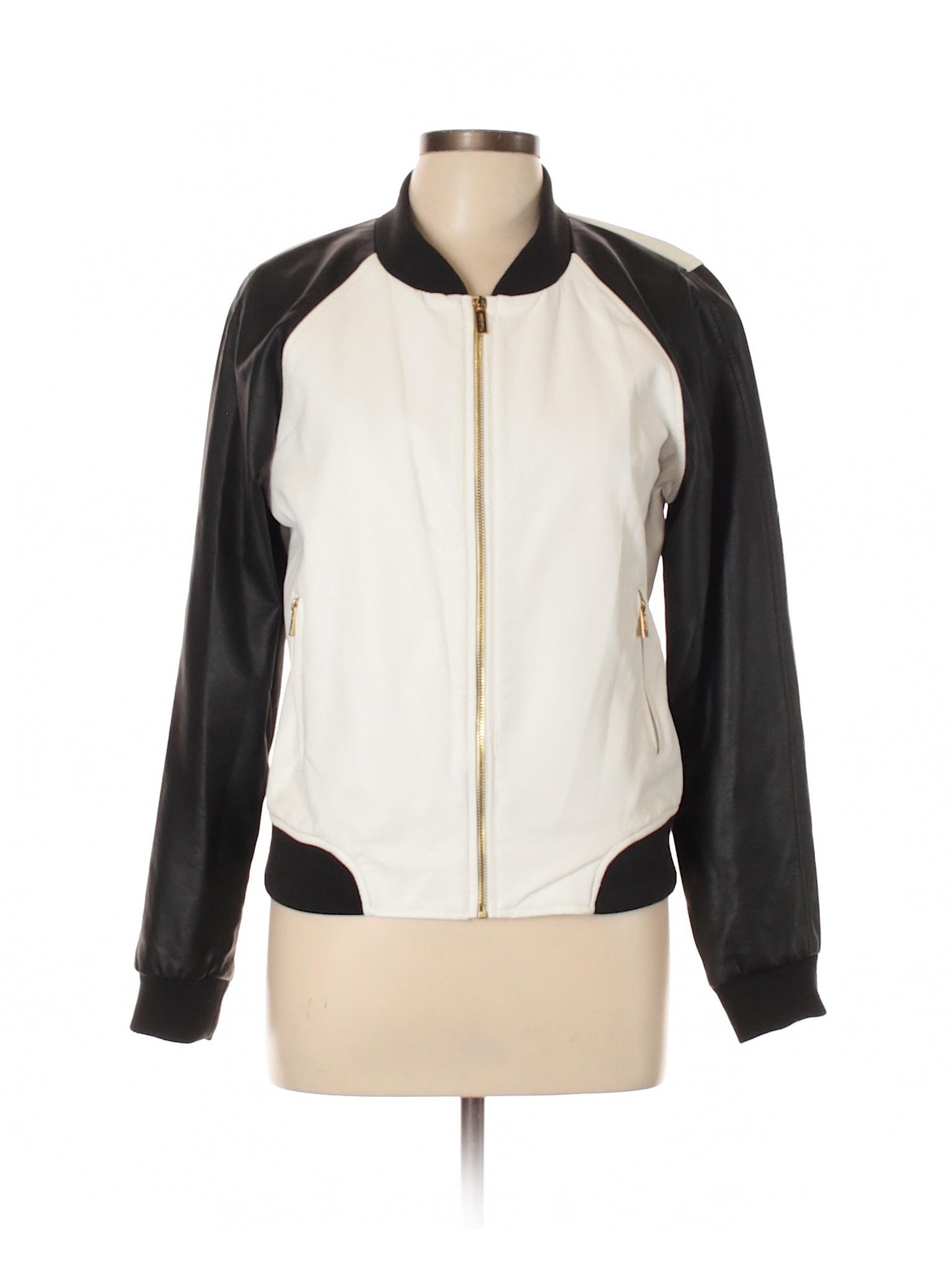 Klein Faux winter Calvin Leather Jacket Leisure qEv7wxE