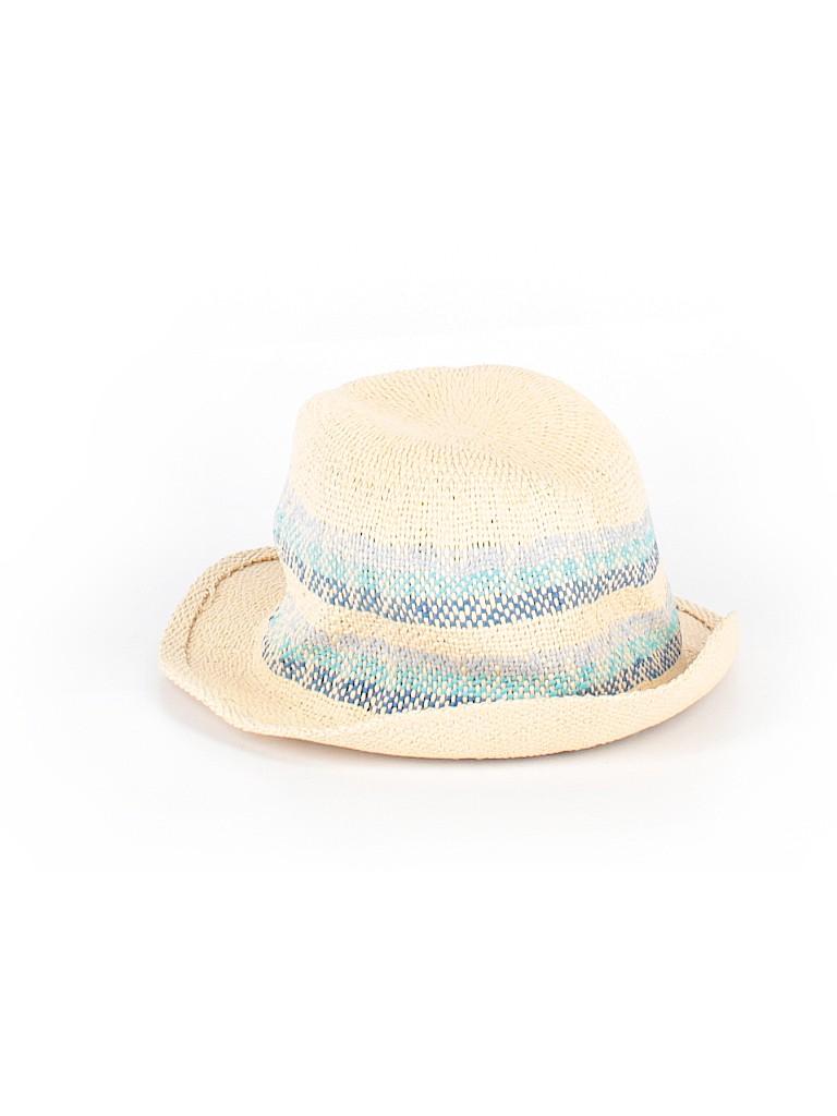 Crazy 8 Solid Beige Sun Hat One Size (Kids) - 40% off  af5e5838d7b