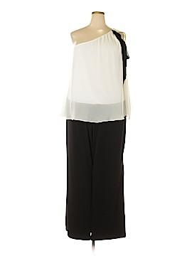 INC International Concepts Jumpsuit Size 20W (Plus)