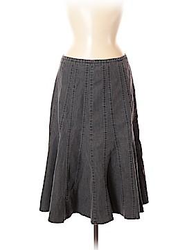 Larry Levine Denim Skirt Size 8