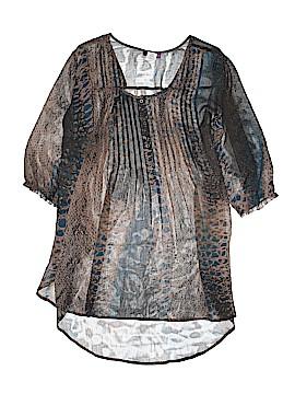 LYS 3/4 Sleeve Blouse Size 2X (Plus)