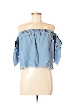 Do & Be Sleeveless Blouse Size M
