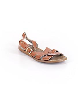Salt Water Sandals Size 4