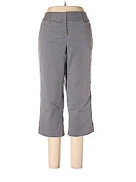 Daisy Fuentes Linen Pants Size 16