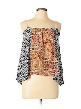 Hem & Thread Sleeveless Blouse Size L