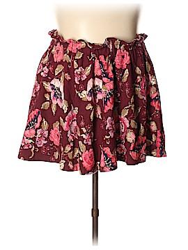 LC Lauren Conrad Casual Skirt Size XXL