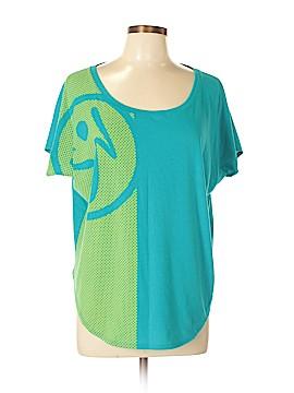 Zumba Wear Active T-Shirt Size L