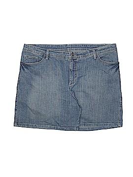 Lee Denim Shorts Size 18 (Plus)